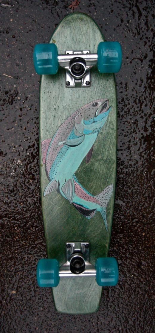 trout board