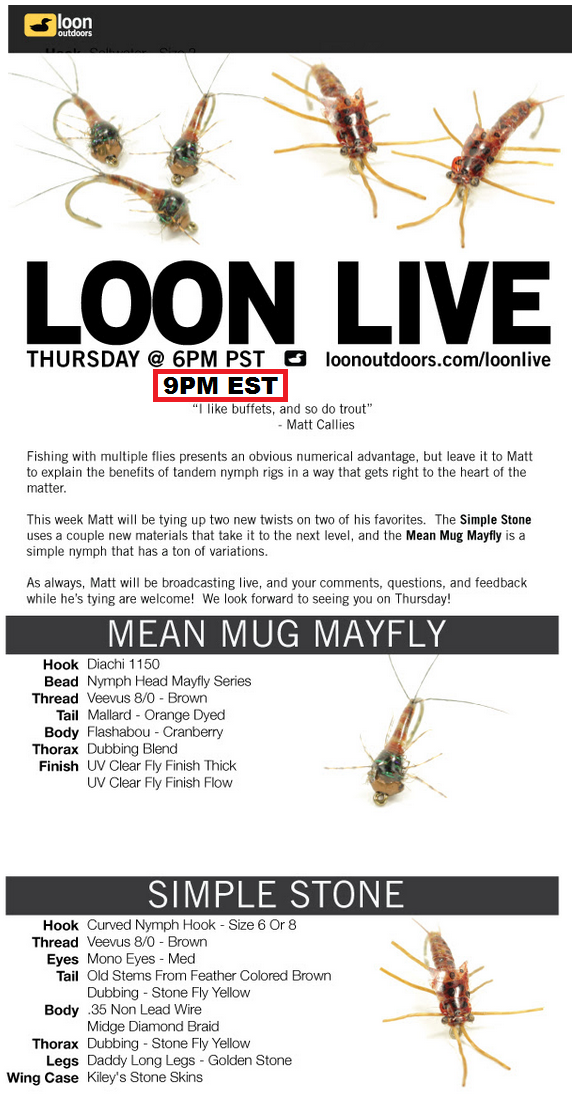 Loon live 9_3_15